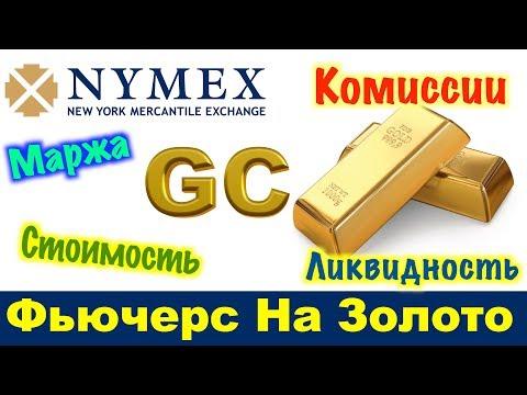Фьючерс на ЗОЛОТО на Американской товарной бирже NYMEX, CME! Спецификация, особенности торговли!