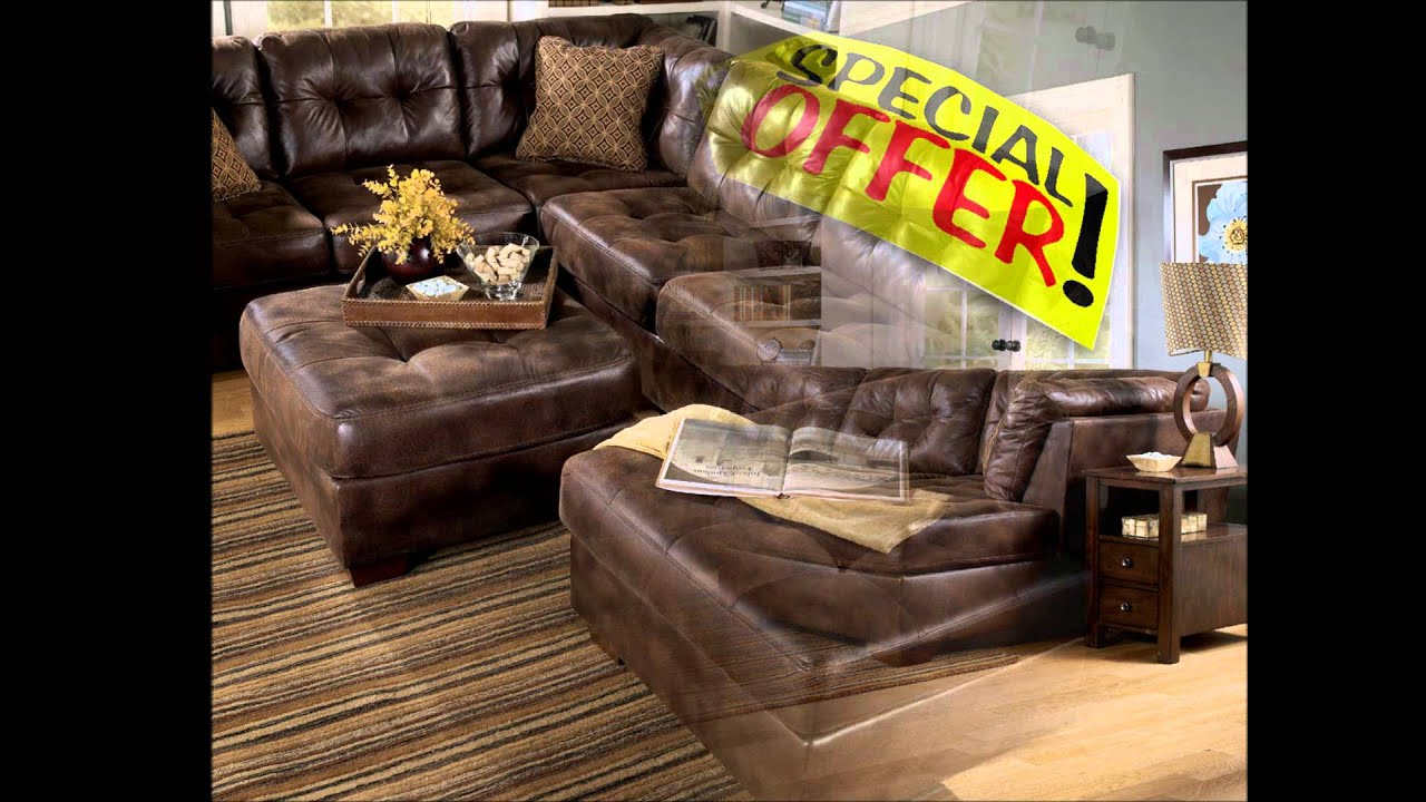Ashley Furniture Frontier Canyon Sectional