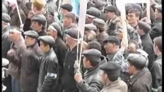 Башкирские националисты избивают пенсионеров