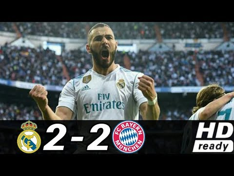 Real Madrid 2 - 2 Bayern Munich | ESPN | Relato (Fernando Palomo) | Champions 01/05/18