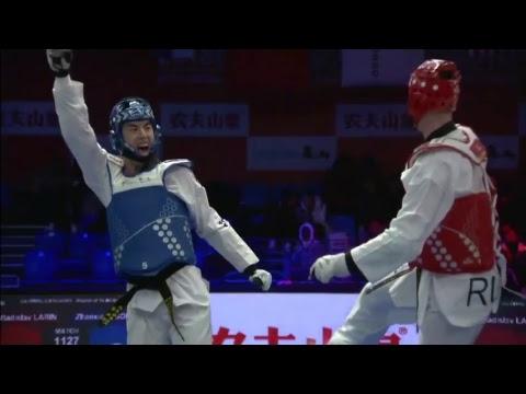 DAY 1「M+80kg,F+67KG」 Wuxi 2018 World Taekwondo Grand Slam Champions Series