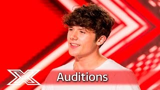 Visit the official site: http://itv.com/xfactor 20-year old Ryan La...