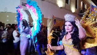 500 personas participaron de desfile del 'Orgullo Gay' en Santa Cruz