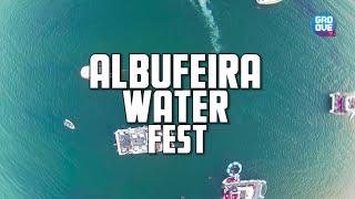 ALBUFEIRA WATER FEST Boat Party | Algarve, Portugal