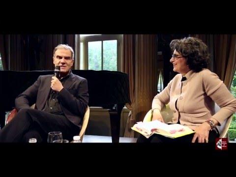 Edoardo Albinati all'Istituto italiano di cultura di Parigi (03.05.16)