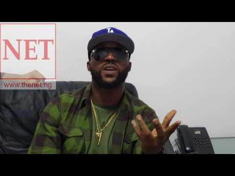 Iyanya speaks on signing with Don Jazzy's Mavin records..