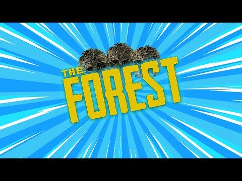 WHAT HAPPENS IN THE FOREST STAYS IN THE FOREST - The Forest funny moments