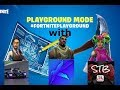 Fortnite Clips with Domrock22 SivSharkGaming and StuntBros64! - Fortnite
