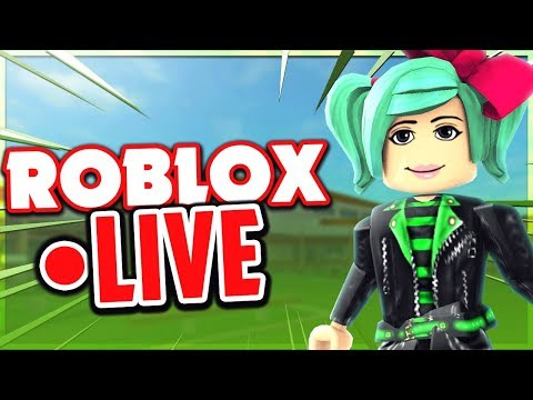 Roblox LIVE Day 21 of 31 Days of Streaming! FOLLOW SPREE!!
