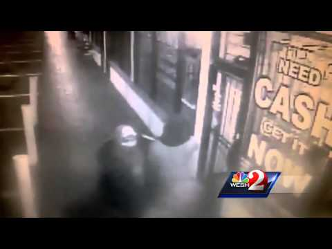 Masked thieves steal 36 guns from Palm Bay pawn shop
