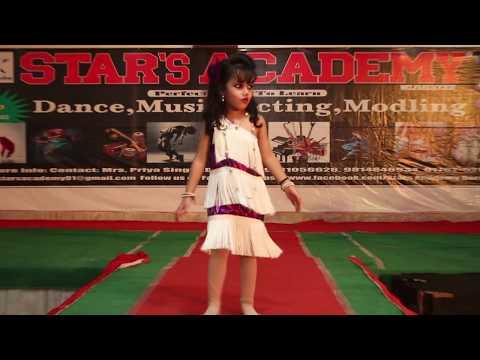 FIFI- jata Kahan Hai Deewane (Mikey McCleary Mix)by 4 years girl( Ruchi )choreo by Star's Academy