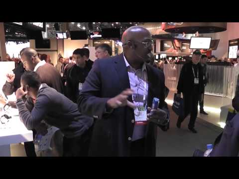 CES 2014: Sony consumer products - guided tour