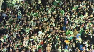 Sligo Rovers v Shamrock Rovers - FAI Cup Final 2010 Penalty Shootout