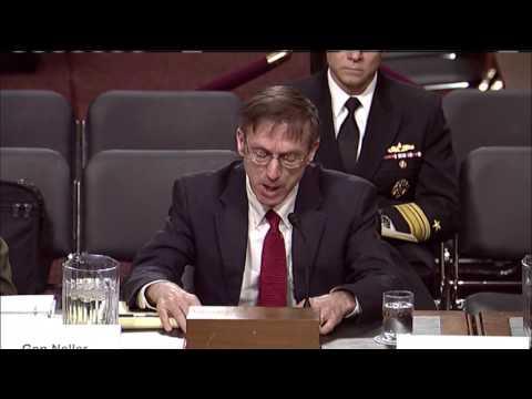 Navy, Marine Corps Leaders Testify at Senate Hearing