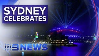 Sydney City estimates crowd of up to one million for NYE | Nine News Australia