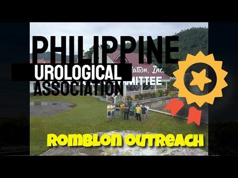 Philippine Urological Association Outreach Mission - ROMBLON 2017