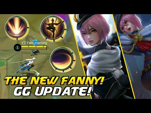 The New Fanny is Here! Upcoming Features & Adjustments! Mobile Legends Bang Bang thumbnail