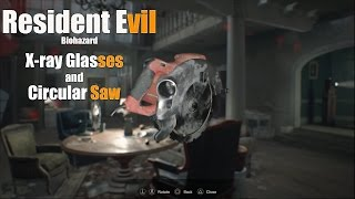 resident-evil-7-x-ray-glasses-circular-saw-beat-the-game-under-4-hours