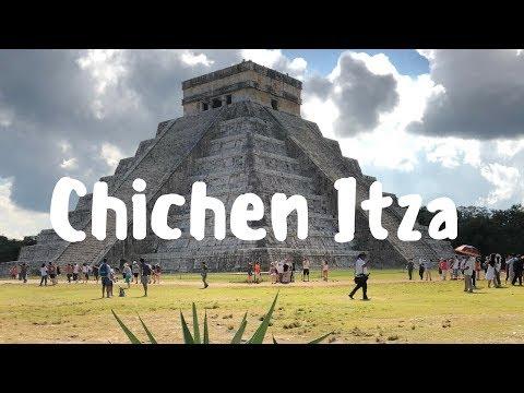 CHICHÉN ITZA 🇲🇽 TOUR of the MAYAN RUINS and VLOG