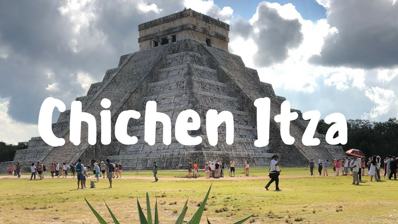 CHICHÉN ITZA ?? GUIDED TOUR of the MAYAN RUINS and VLOG