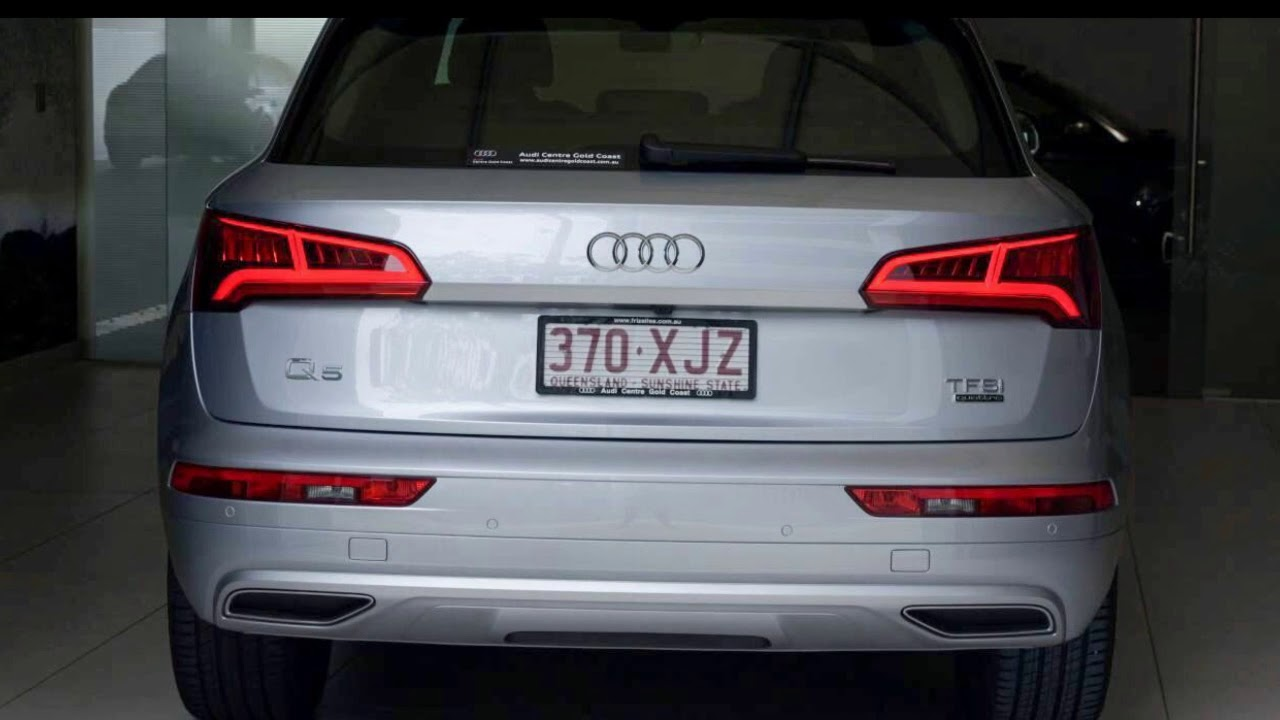 2017 Audi Q5 Florett Silver Automatic Wagon - YouTube