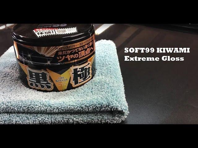 Soft99 Kiwami Extrem Gloss - BMW 1er F20 M Paket