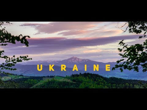 Travel Ukraine [2017 + DRONE]