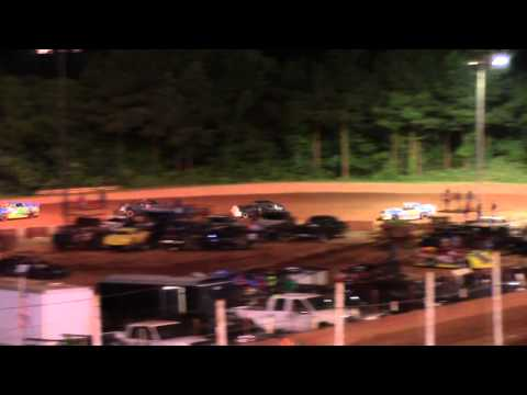 Winder Barrow Speedway Advanced Four Cylinders 6/20/15