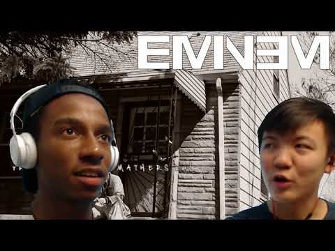 Eminem The Marshall Mathers LP Reaction Part 1