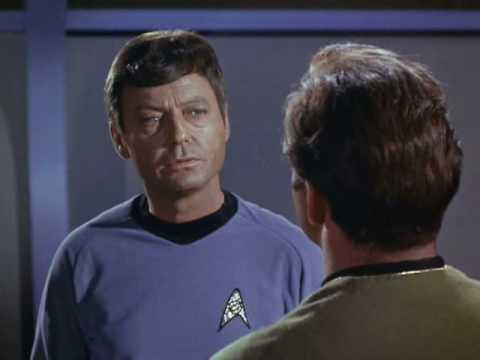 Star Trek - I'll Kill Her, Keep Back!