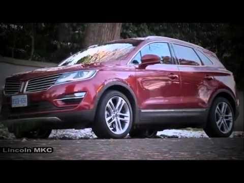 Best Cars Review  Lincoln Mkc Vs  Ford Edge Design