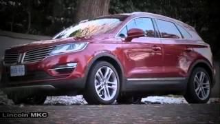 2016 Best Cars Review - 2015 Lincoln Mkc Vs 2015 Ford Edge - Design!