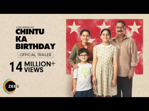 Chintu Ka Birthday - Official Trailer | A ZEE5 Original Film