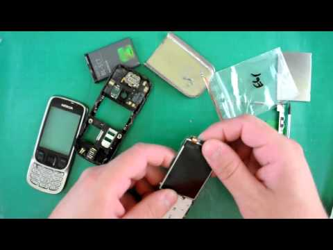 Nokia 6303C LCD replacement