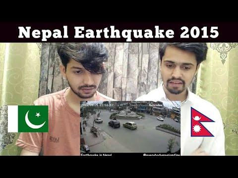 Pakistani React To Shocking Nepal Earthquake 2015 Footages 🇳🇵💔