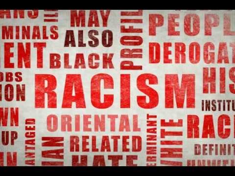 Racial Profiling English Project