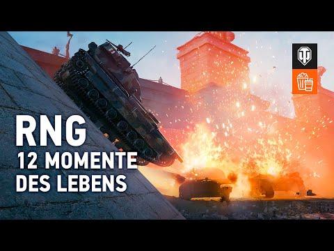 RNG. 12 Momente Des Lebens [World Of Tanks Deutsch]