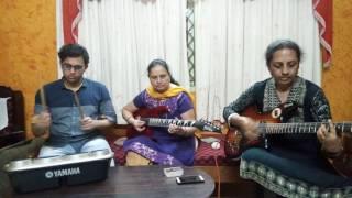 Bombe Helutaite played by B.A. Sandhya Raman, Vidya Ashok Kumar and Gautham Ksd