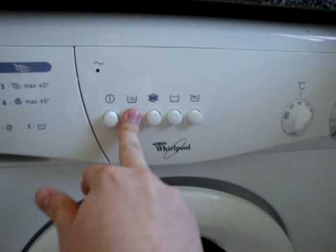 whirlpool awm4066 washing machine overview youtube. Black Bedroom Furniture Sets. Home Design Ideas