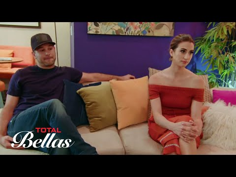 JJ and Lauren Garcia visit a marriage counselor: Total Bellas, Sept. 20, 2017