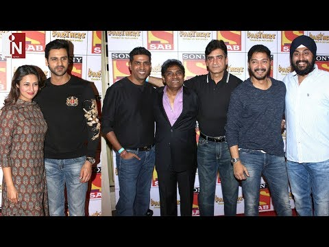 SAB TV New Show Launch| Partners|Johnny Lever |Kiku Sharda|Divyanka Tripathi
