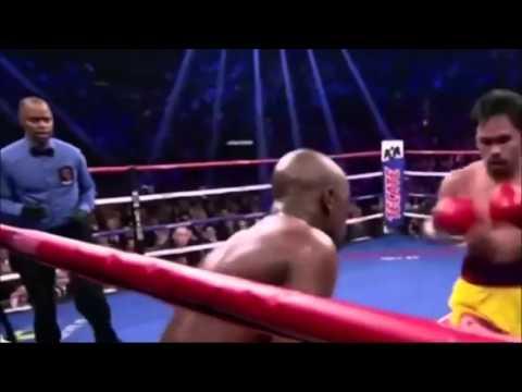 【ボクシング Boxing】パッキャオ 対 メイウェザー 【全ラウンド】