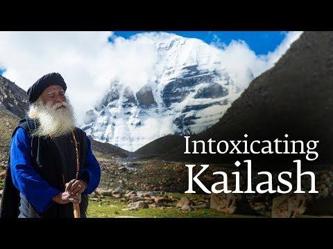 Intoxicating Kailash and Manasarovar – Sadhguru Spot of 30 Aug 2018
