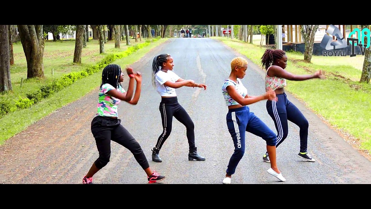 #trending Burna boy gbona dance cover