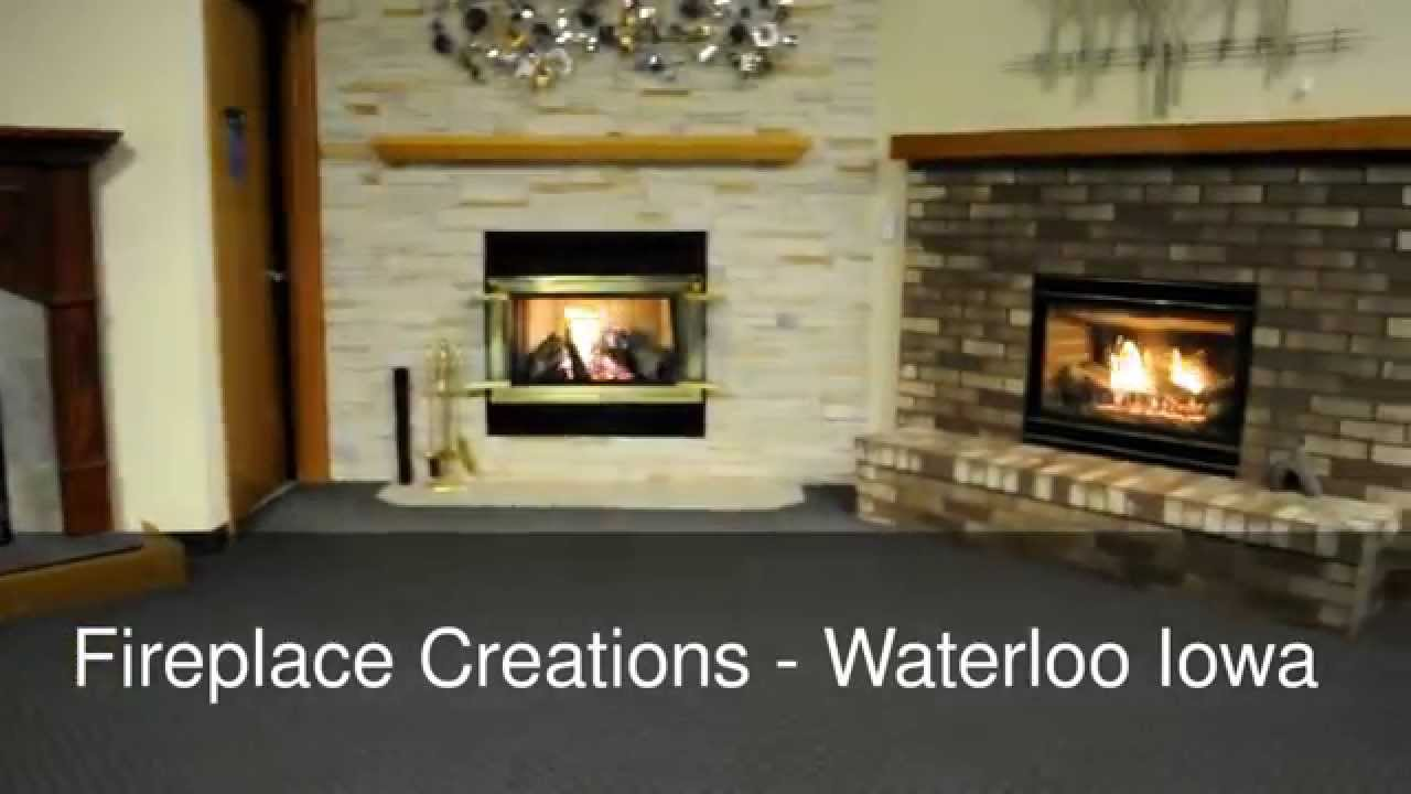Fireplace Creations Show Room - YouTube