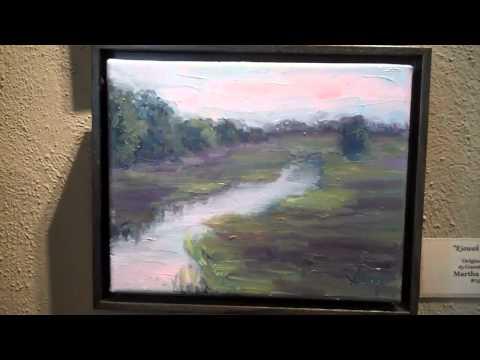 New Works at Hagan Fine Art Gallery, Charleston SC
