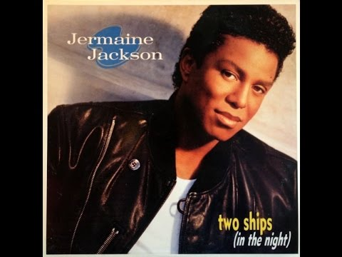 Jermaine Jackson ~ Two Ships (In The Night) {full maxi single}
