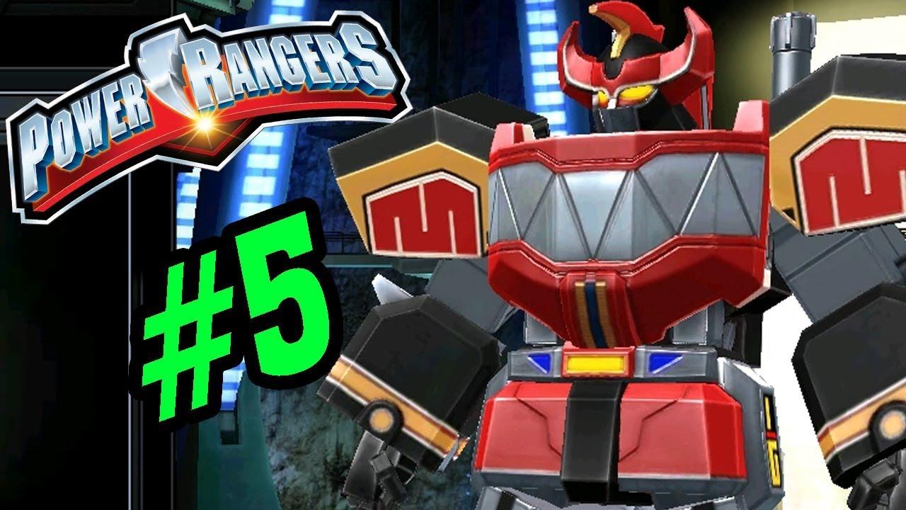 Power Rangers Legacy Wars #5 - Robot Siêu Nhân Khủng Long - 5 Anh Em Siêu  Nhân Đại Chiến