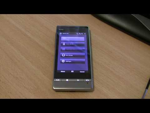HTC Touch diamond 2 Faulty