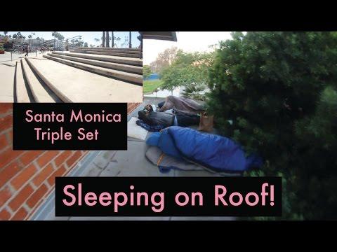 Sleeping On Roofs, Santa Monica Triple Set